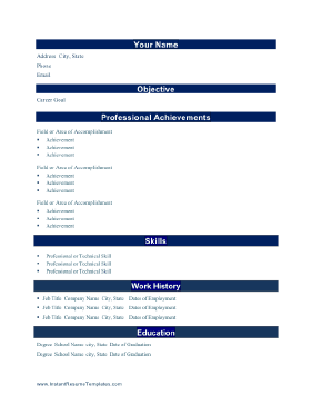 professional experience exles for resume